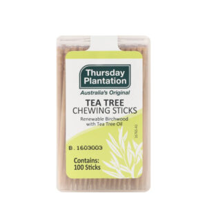 Tea Tree Chewing Sticks