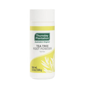 Tea Tree Foot Powder