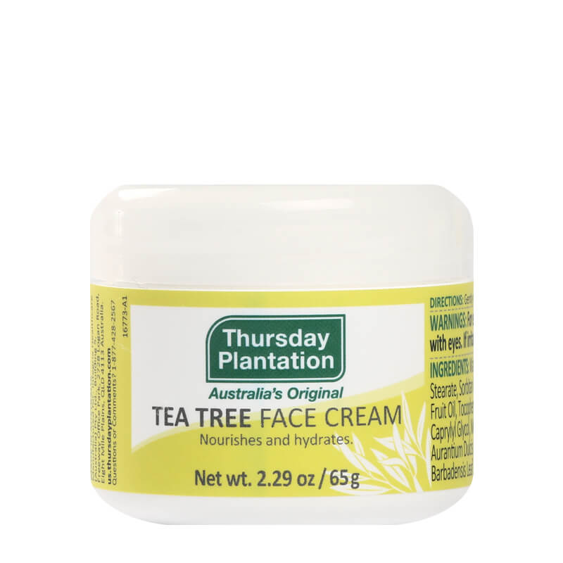 Tea Tree Face Cream