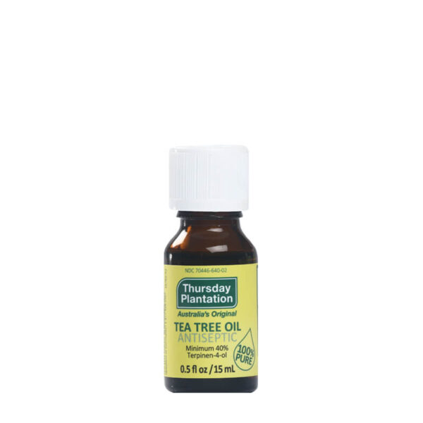 100% Pure Tea Tree Oil 15mL